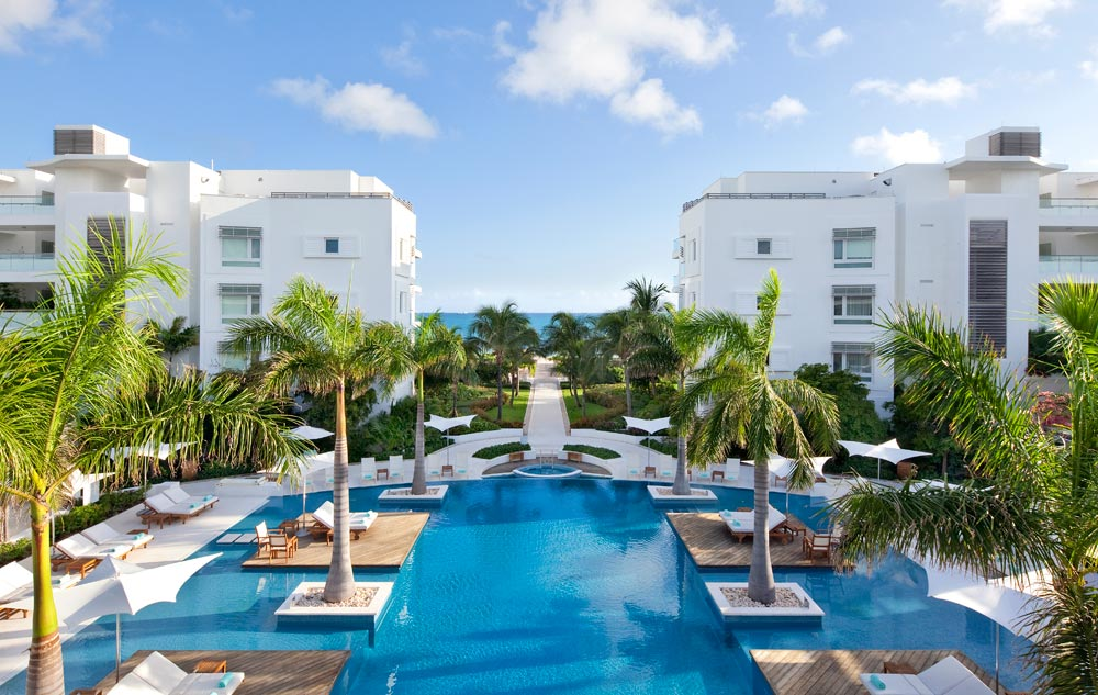 Turks and Caicos villas